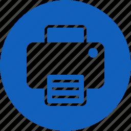copy, document, office, print, printer, printing icon