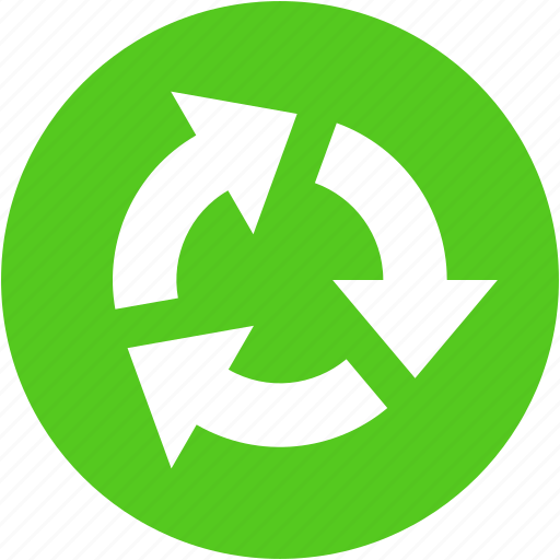 recycle, refresh, reload, trash, update icon