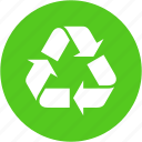 bin, delete, garbage, recycle, remove, renew, trash icon