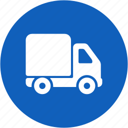 delivery, package, shipping, transport, transportation, truck icon