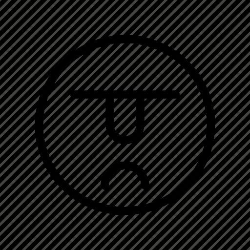 Angry, emoji, emoticon, sad icon - Download on Iconfinder