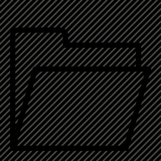 empty, file, folder icon