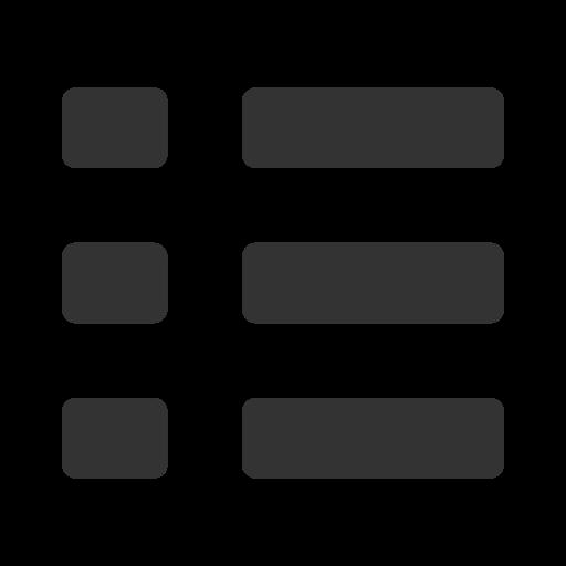 basic, menu, ui icon