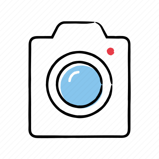 hand-drawn, image, photography, picture icon