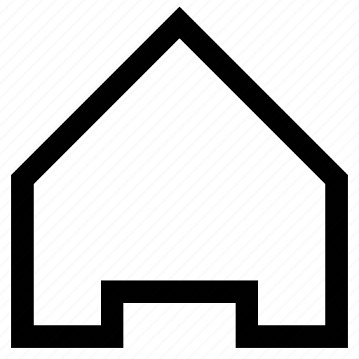 Basic, home, ui icon - Download on Iconfinder on Iconfinder