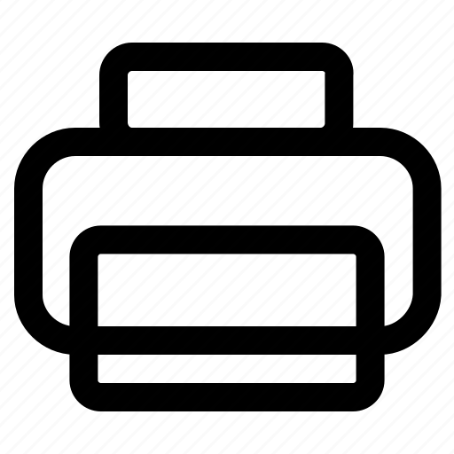 basic, print, ui icon