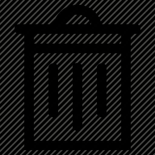 Basic, trash, ui icon - Download on Iconfinder on Iconfinder