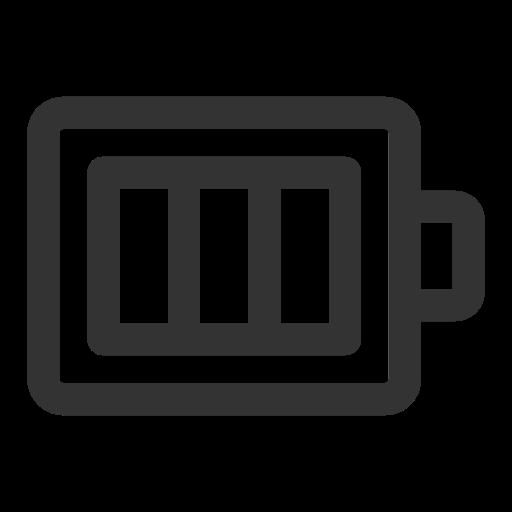 basic, battery, energy, outline, power, ui icon