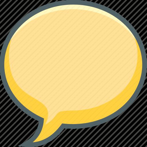 bubble, chat, communication, conversation, letter, message, talk icon