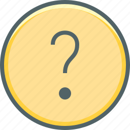 circle, help, info, information, question, service, support icon