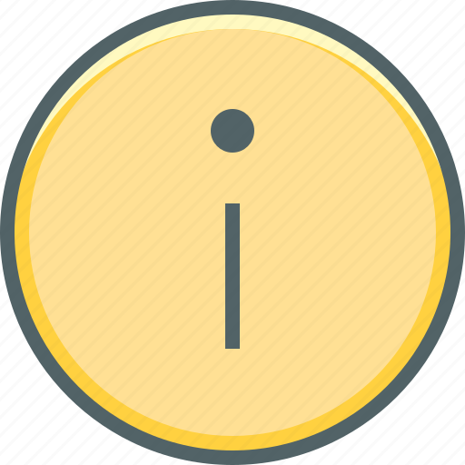circle, data, help, info, infomation, service, support icon