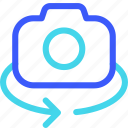 25px, camera, iconspace, switch icon