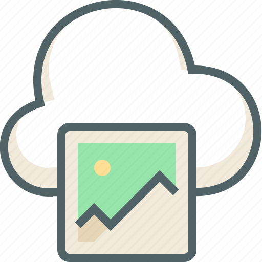 camera, cloud, image, photo, photography, picture, weather icon