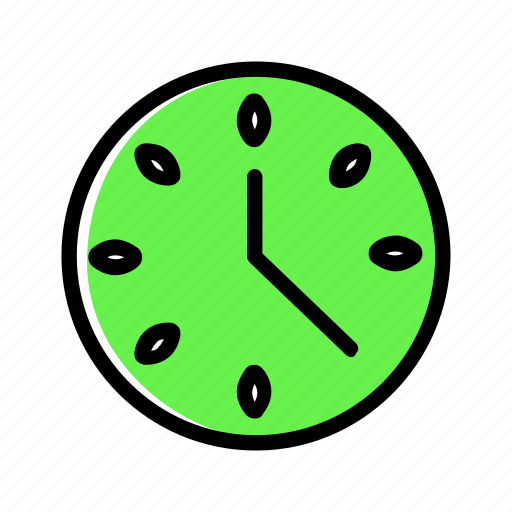 alarm, arrow, clock, hour, time icon