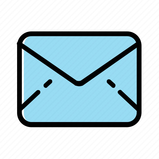 email, file, letter, mail, post icon