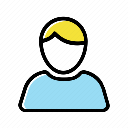 client, contact, male, man, profile, user icon