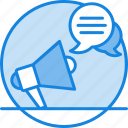 advertisement, announcement, campaign, notice, promotion icon icon