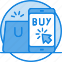 app, buy, mobile, mobile app, online cart, online shopping, shopping, shopping ... icon