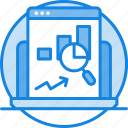analyse, browser, performance, seo, web, web page, web performance icon icon