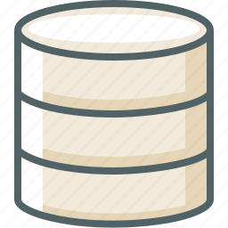 data, database, document, information, network, server, storage icon