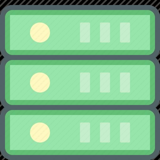 communication, data, database, hosting, network, server, storage icon
