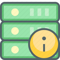 database, info, infomation, network, server, storage, support icon