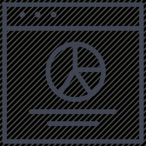 chart, design, layout, pie, ui icon