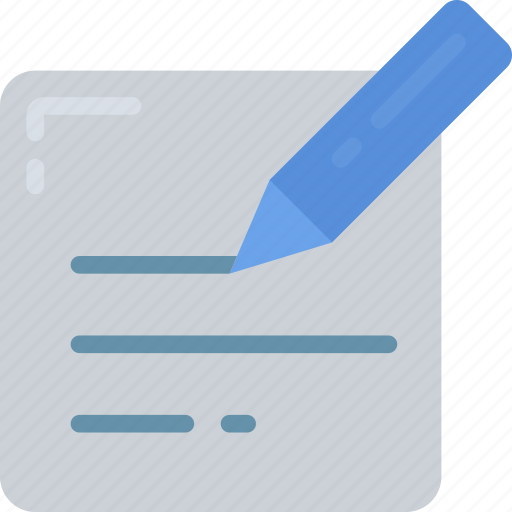 Information, paper, pen, ui development, writing icon - Download on Iconfinder