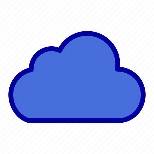 Cloud, cloudy, data, storage icon - Download on Iconfinder