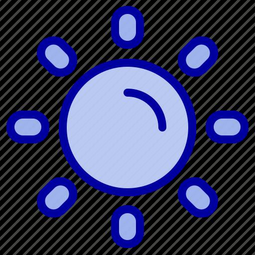 Brightness, light, shine, sun icon - Download on Iconfinder