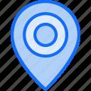 destination, geography, location, pin, ui development
