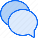 interact, messages, send, text, ui development icon