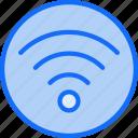 access, internet, online, ui development, wifi icon