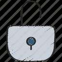 lock, secure, security, ui development, unlock icon