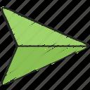 arrow, essentials, forward, point, ui development icon