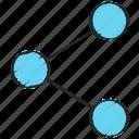 forward, send, share, social, ui development icon