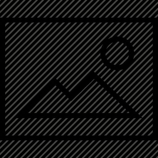 gif, image, jpg, photo, picture icon