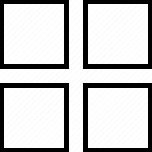 grid, gridmode, mode, ui icon