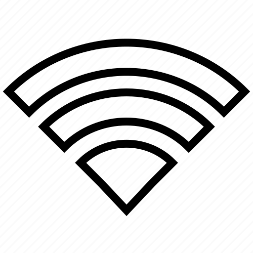 full, online, signal, wi-fi, wifi, wireless icon