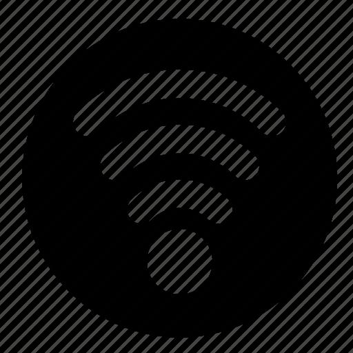 ui glyph circle collection 001 by george mutambuka