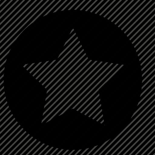 bookmark, circle, fevourite, notify, saved, ui icon