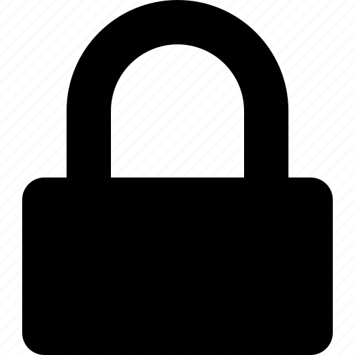 lock, padlock, secure, security, ssl icon