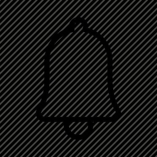 alarm, line, notification, ui icon icon