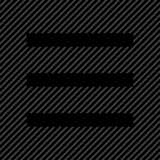 bar, burger, side, sidebar icon