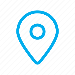 line, location, place, ui icon