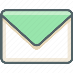 communication, conversation, email, inbox, letter, mail, message icon