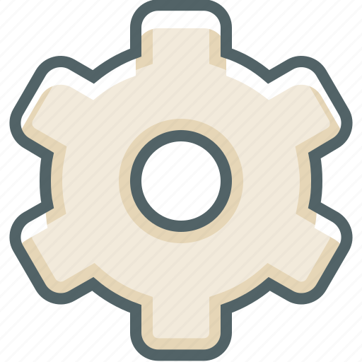 cog, configuration, control, preferences, setting, system, tool icon