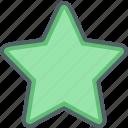 shape, star, achievement, award, bookmark, favorite, like