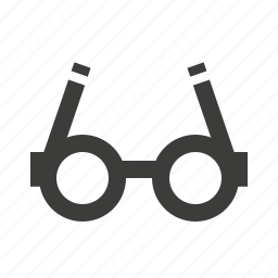 eye, eyeglasses, glasses, incognito, spectacles, view icon