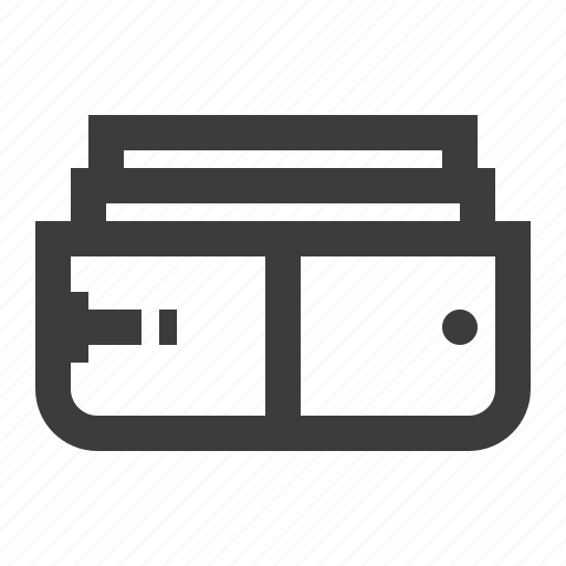 billfold, cash, money, pay, payment, purse, wallet icon